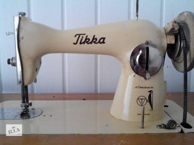 продам Продам швейную машинку Tikkakoski. бу в Луцке