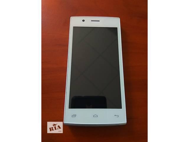 бу Продам смартфон Fly FS451 White в Житомире