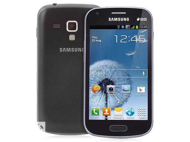 продам Продам смартфон Samsung Duos S7562. Черный. Новый, оригинальный. бу в Киеве