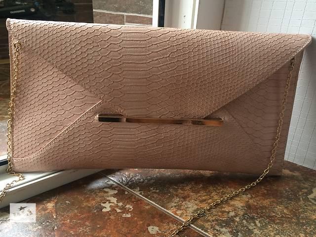 купить бу Продам  сумку-клатч Valentino  в отличном состоянии  в Харькове