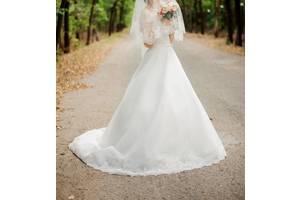 Продам свадебное платье ТМ Rozmarini (Мэрайя), цвет айвори