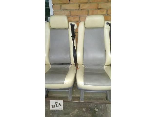 бу продам сиденья двойные от мерседеса 2 пары в Кропивницком (Кировоград)
