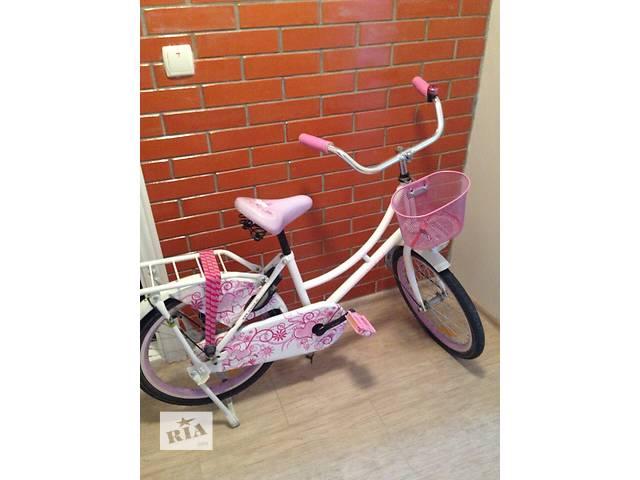 Продам велосипед для девочки 9 лет- объявление о продаже  в Киеве
