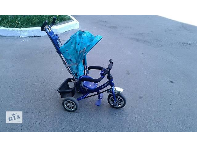 Продам велосипед, цвет синий, в хорошем состоянии- объявление о продаже  в Белой Церкви (Киевской обл.)