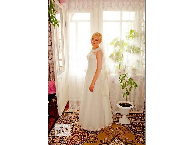 продам Продам свадебное платье бу в Львове
