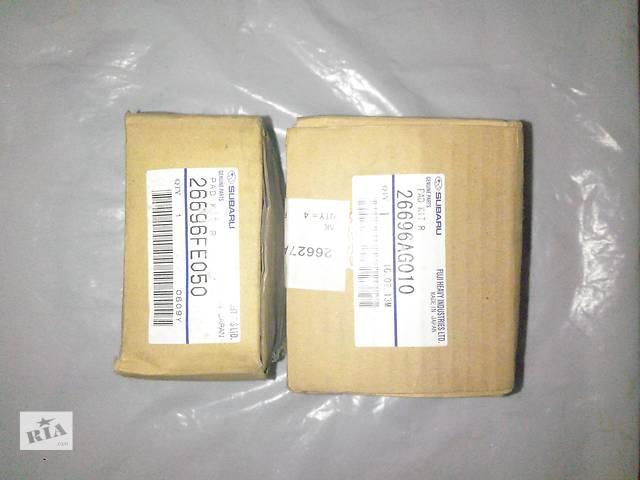 продам  Продам задние тормозные колодки SUBARU оригинал, модели в описании  бу в Харькове