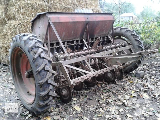 купить бу Продам зерновую сеялку СЗ-1,8 для трактора, Т-25, Т-40 в Литине (Винницкой обл.)