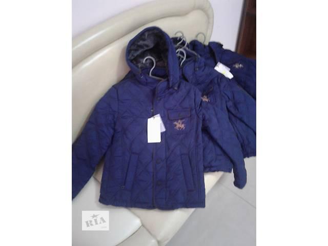 Продам зимние куртки для мальчика- объявление о продаже  в Ивано-Франковске
