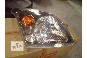 Новые Фары Toyota Land Cruiser Prado 120