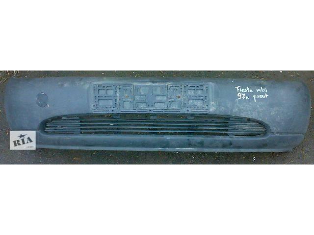 Продам оригинальный бампер на Ford Fiesta Mk4- объявление о продаже  в Луцке
