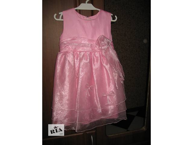 купить бу Продаю детское нарядное платье в Луцке