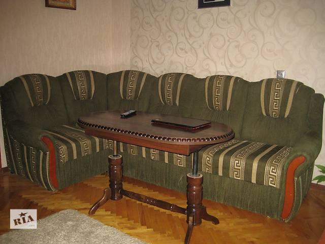 бу Продаю диван-уголок в гостиную в Луцке