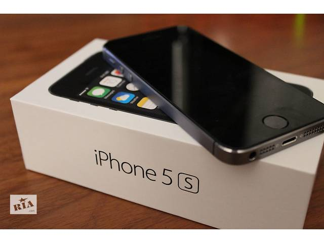 продам Продаю iPhone 5S бу в Кривом Роге (Днепропетровской обл.)