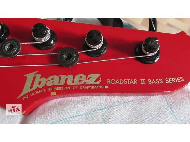 продам Продаю/меняю бас-гитару ibanez roadstar ii rb 690 japan 86 г.в. бу в Славянске