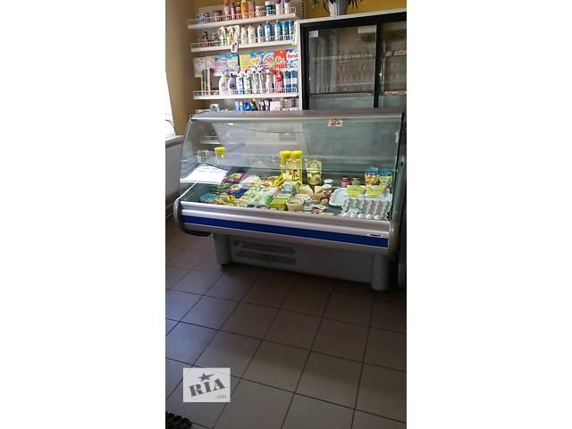 бу продажа б/у холодильной витрины  в Середине-Буде