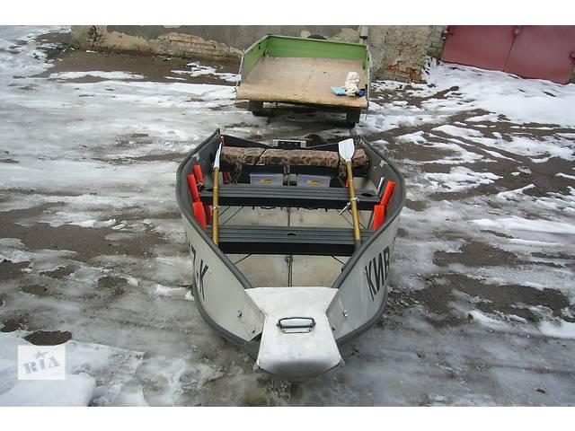 продам Продажа пластиковой лодки, мотора, трейлера бу в Чернигове