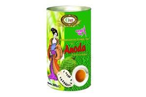 Чай Gred SourSop Green Tea (Саусеп Анода), цейлонский, 200 г