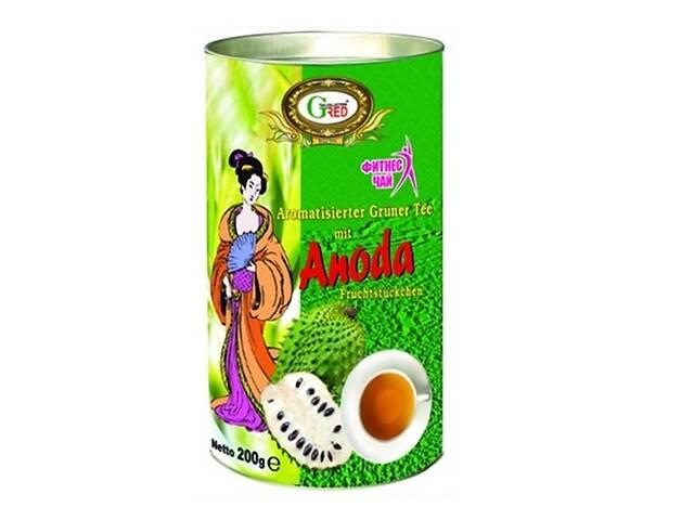 продам Чай Gred SourSop Green Tea (Саусеп Анода), цейлонский, 200 г бу в Киеве