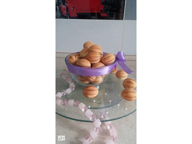 Домашние орешки со сгущенкой- объявление о продаже  в Мелитополе