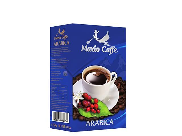 продам Доставка домой.Кофе Mario Caffe Arabica 250г молотый бу в Киеве