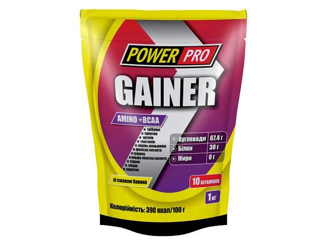 продам Гейнер Power Pro Gainer, 1 кг кокос бу в Полтаве