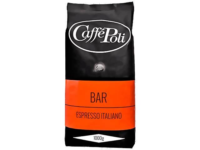 продам Кава натуральна смажена в зернах Сaffe Poli Bar бу в Житомире