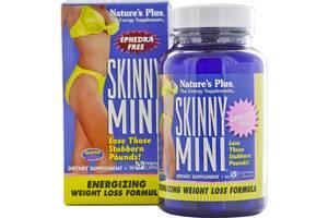 Комплекс для похудения Natures Plus Skinny Mini 90 гелевых капсул (NTP4328)