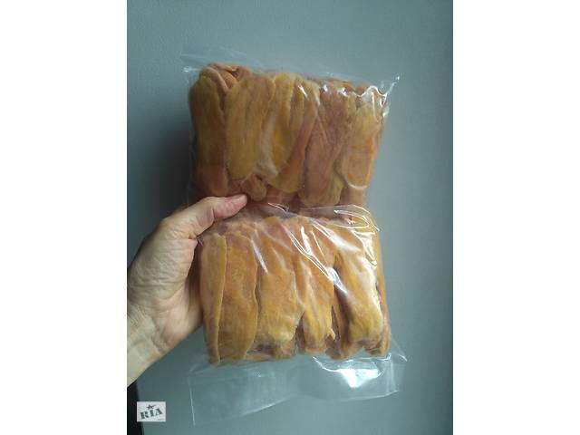 Манго вяленый,сушеный натуральный 1 кг, можно любое количество.- объявление о продаже  в Хмельницком