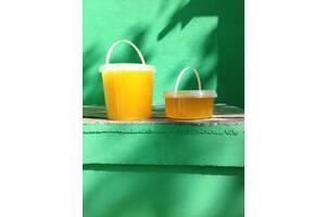 Мёд из подсолнуха и разнотравье