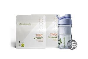 Набор с Веганским протеиновым коктейлем TR90 V-Shake