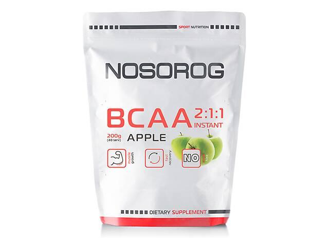 продам Nosorog BCAA 2:1:1 яблоко, 200 гр бу в Мариуполе