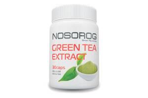 Nosorog Green Tea Extract, 30 капсул
