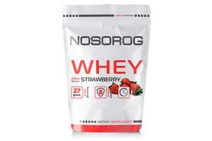 Nosorog Whey клубника, 1 кг