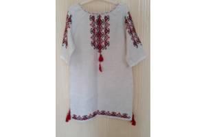Платье Вишиванка на девочку 9 - 11 лет