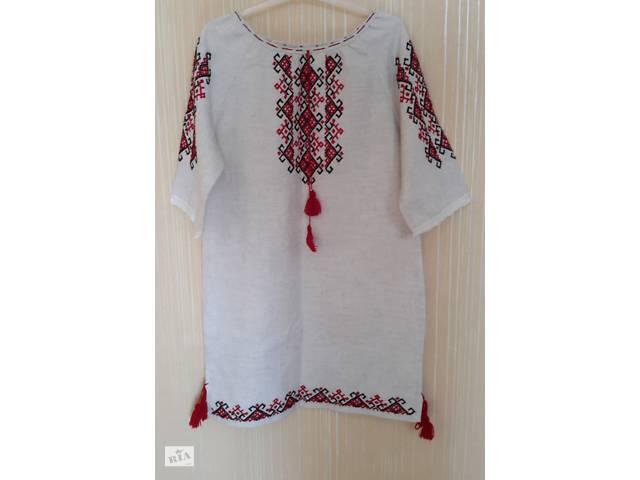 бу Платье Вишиванка на девочку 9 - 11 лет в Каменке-Днепровской