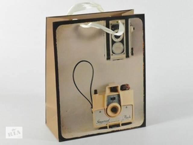Подарочный пакет Фотокамера 32 см- объявление о продаже   в Украине