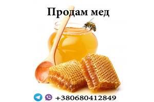 Продам мед с собственной пасеки, разнотравье & # 039; я 2020