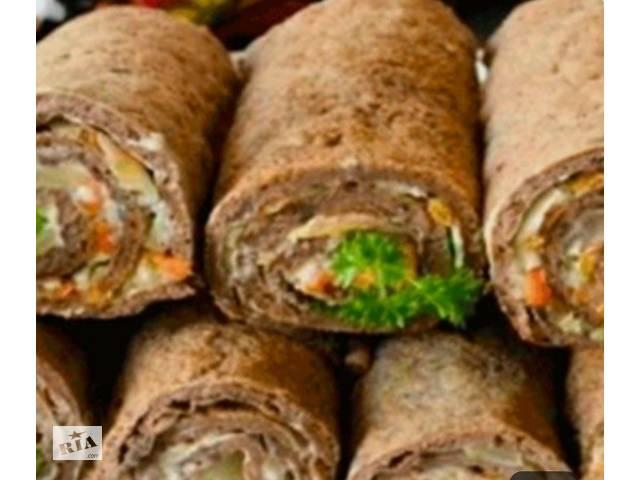 продам Пропоную домашні млинці бу в Івано-Франківській области