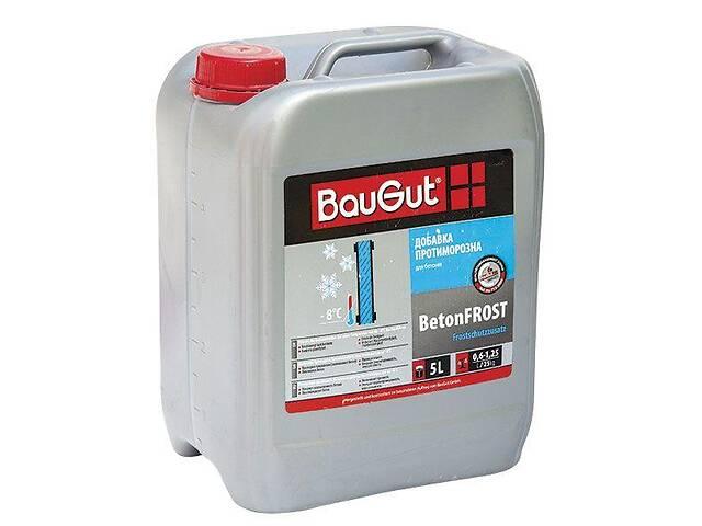 продам Противоморозная добавка в бетон BauGut BetonFROST 5 л бу в Одессе