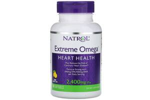 Пищевые добавки Natrol Omega 3 Extreme 30/20 - 60 капс (815865)