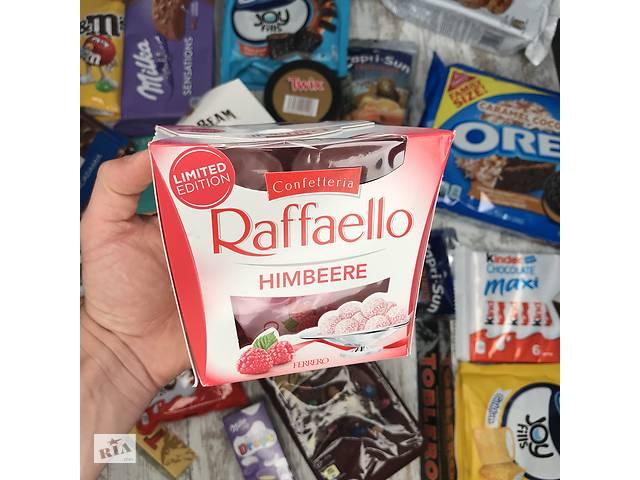 купить бу Rafaello Himbeere - со вкусом малины от магазина ШокоСтайл в Мелитополе