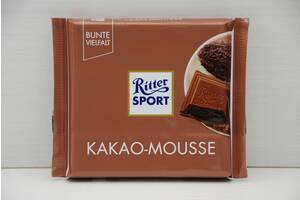 Шоколад Ritter Sport Риттер Спорт   (Германия) 100g