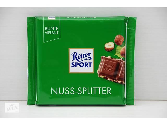 купить бу Шоколад Ritter Sport Риттер Спорт (Германия) 100 g в Ровно