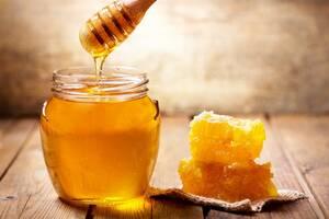 свежевыкачанный мед