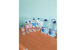 Вода питьевая минеральная бутылированная