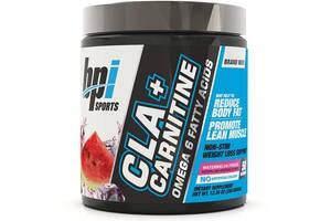 Жиросжигатели BPI Sports CLA Plus Carnitine 350 г - watermelon Freeze