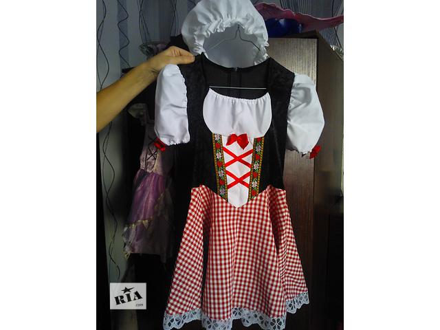 бу Прокат карнавального костюма Красной Шапочки(Червонохї Шапочки) в Львове