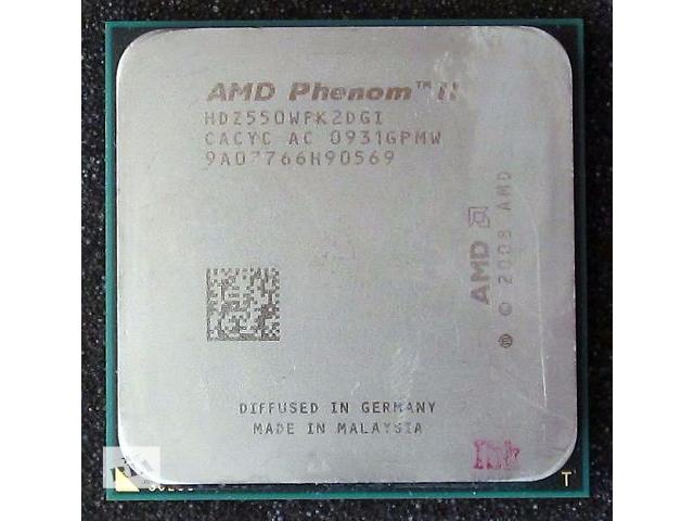 бу Процессоры AMD Socket AM3, AM2+, AM2, 754 + Turion 64 X2 RM-70 в Полтаве