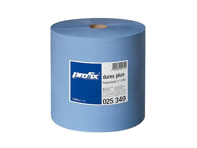 купить бу Бумага протирочная TEMCA Profix Durex Plus, 3-х сл. 1000 листов в Киеве