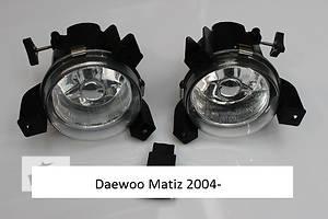 Новые Фары противотуманные Daewoo Matiz